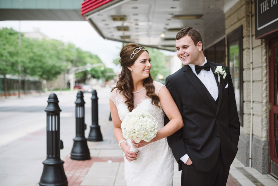 Fort wayne embassy wedding