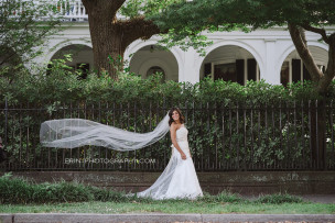 Jenna's Bridal Session in Charleston